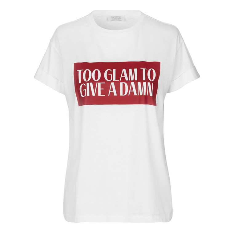 Notes Du Nord Joy Print T-shirt