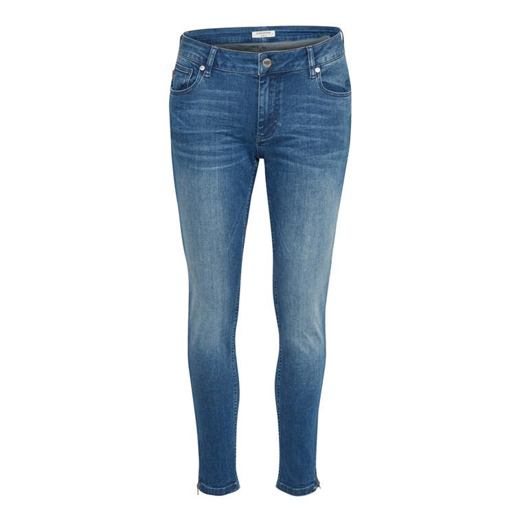 Denim Hunter Celina Zip Custom Jeans