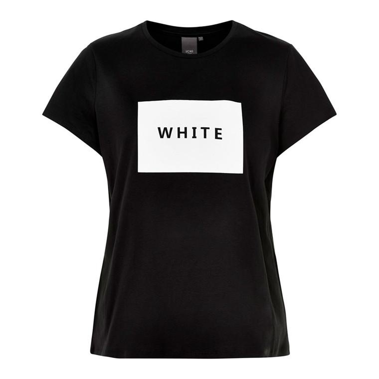 ICHI Stampa T-shirt