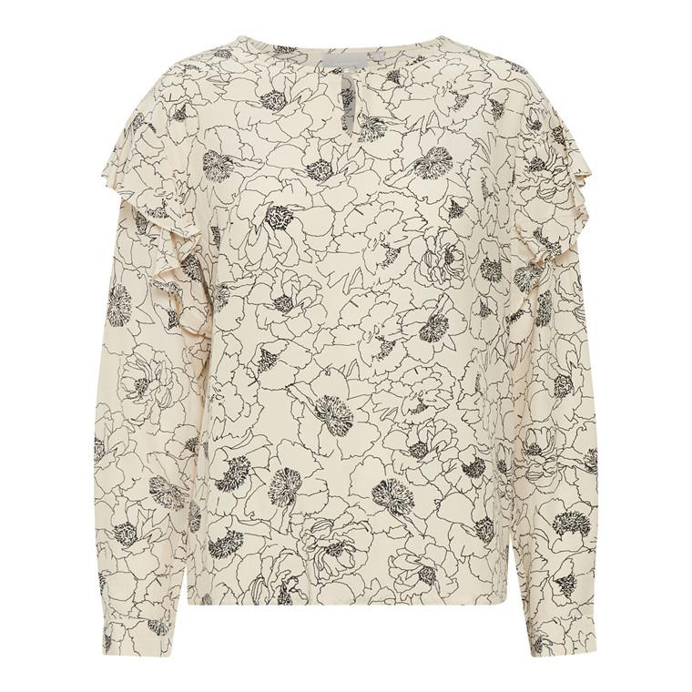 Inwear Beline Flounce Bluse