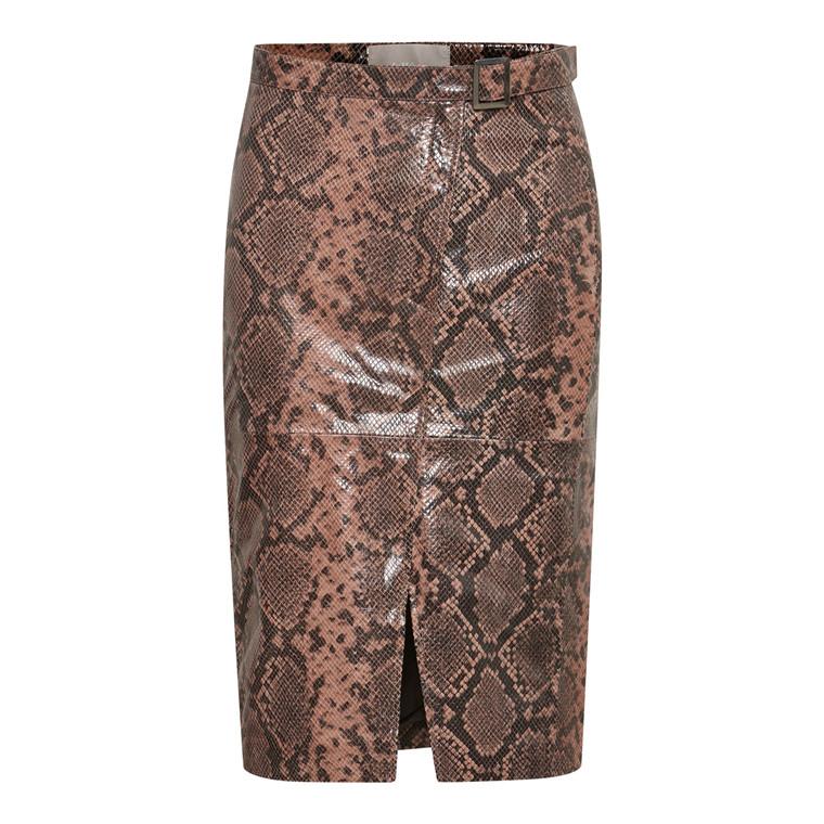 Inwear Gian Leather Nederdel