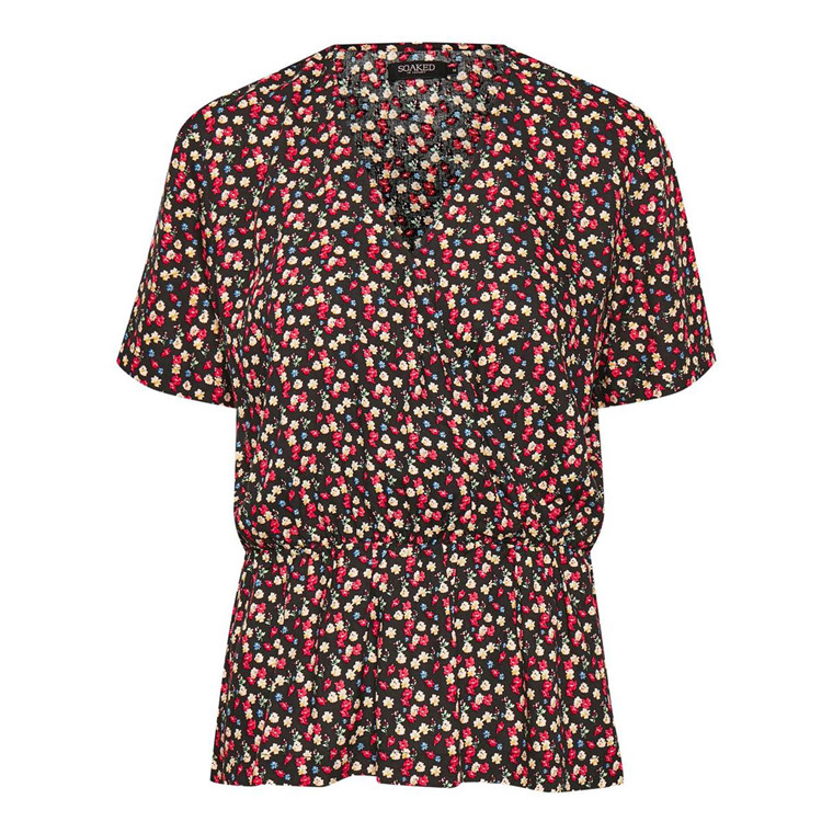 Soaked in Luxury Sx Pernille Flower Top
