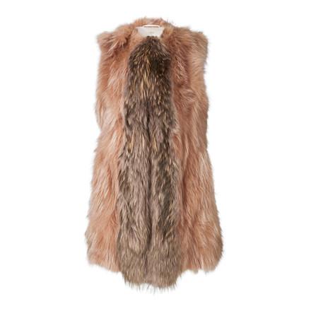 Gustav Real Fur Vest