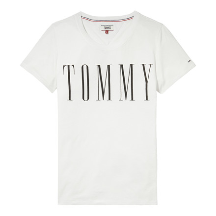 Tommy Jeans Tjw Clean Logo T-shirt