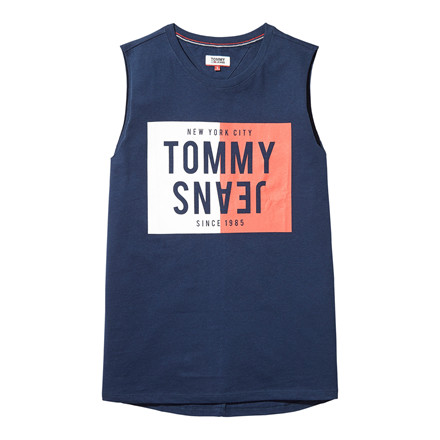 Tommy Jeans Retro Logo Top