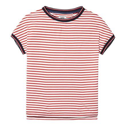 Tommy Jeans Crepe Stripe T-shirt