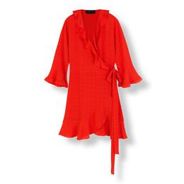 507a004819cb Stella Nova Kjole i rød - Stort udvalg af Stella Nova online - Køb Her