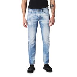 6bd8cd76 Thommer Jeans i blå fra Diesel - Stort udvalg af Diesel jeans til mænd