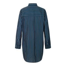 8d0f27d62387 Valhalla Lang Skjorte i blå fra Munthe - NYHED ONLINE - Køb dit tøj her!
