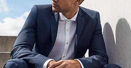 Bruun & Stengade - Stilrene skjorter, strik og bukser til mænd - Bestil her