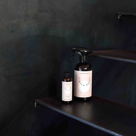 Simple Goods Refill Bathroom Cleaner Geranium