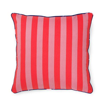 Normann Cph Posh Cushion Keep It Simple Dark Rose/Red
