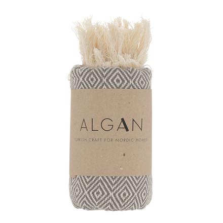 Algan Elmas Gæstehåndklæde XS Grå