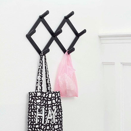 HAY Coat Rack Black