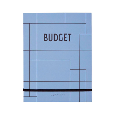 Design Letters Budget Book