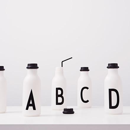 Design Letters Drikkeflasker A-Z
