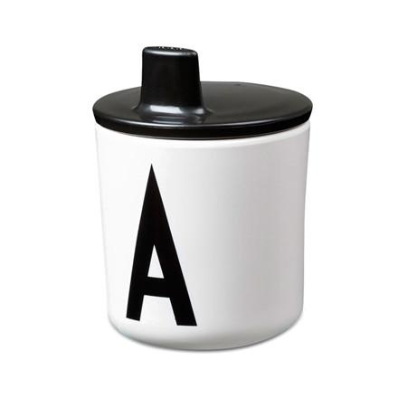 Design Letters Drikketud Sort