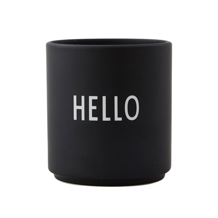 Design Letters Favourite Cup Hello