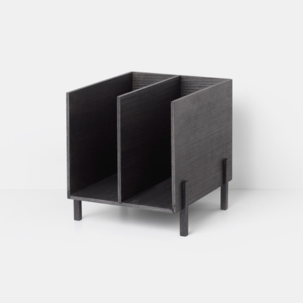 Ferm Living Paper Organizer Stained Black