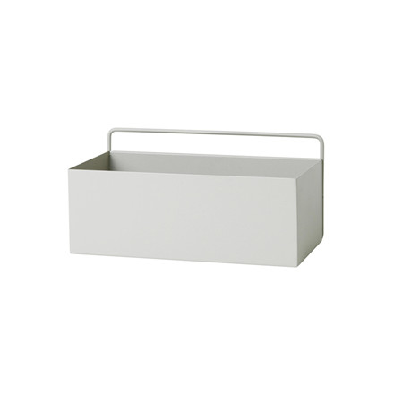 Ferm Living Wall Box Rectangle Light Grey