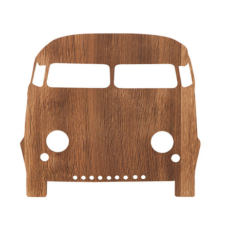 Ferm Living Car Lamp Smoked Oak