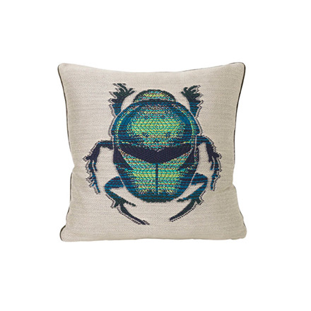 Ferm Living Salon Cushion Beetle