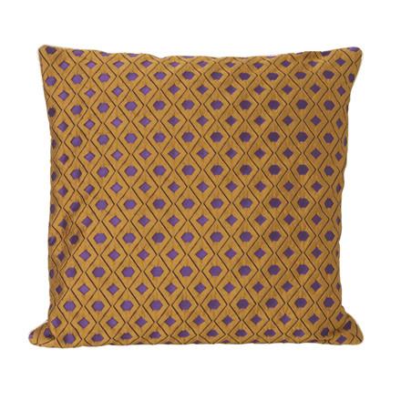 Ferm Living Salon Cushion Mosaic Curry