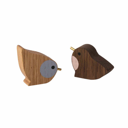 Ferm Living Winterland Birds