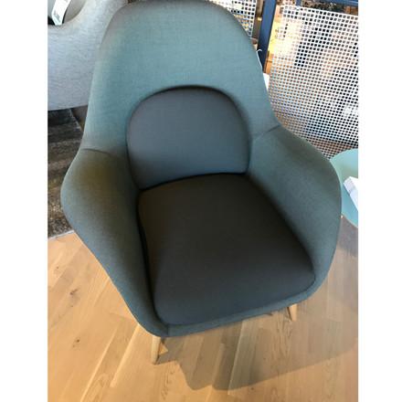 Fredericia Furniture Swoon Lænestol Udstillingsmodel