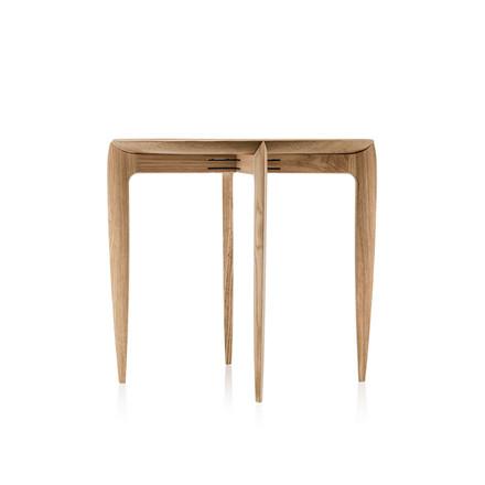 Fritz Hansen Objects Foldable Tray Table Oak