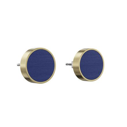 Grundled Determinativ Ørestikkere Royal Blue