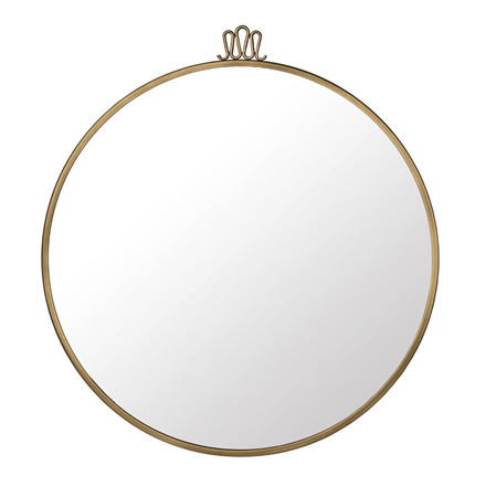 Gubi Randaccio Circular Spejl