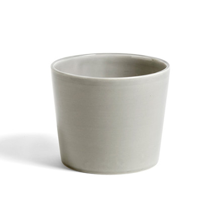 HAY Botanical Family Pot M Light Grey