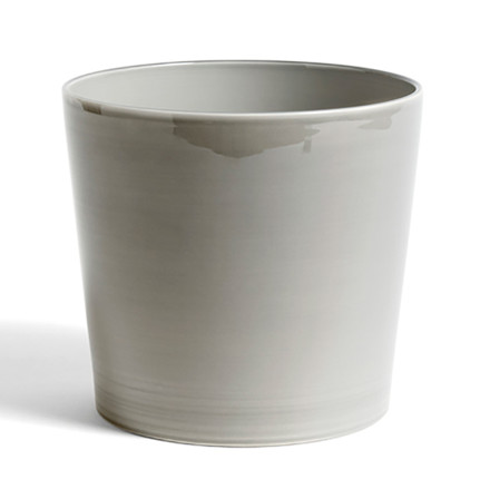 HAY Botanical Family Pot XL Light Grey