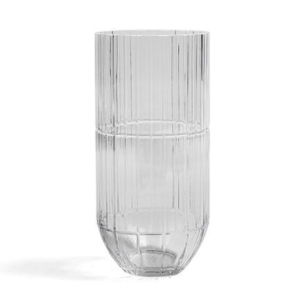 HAY Colour Vase Transparent XL