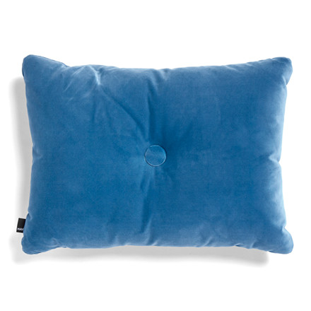 HAY Dot Cushion 1 Dot Soft Blue