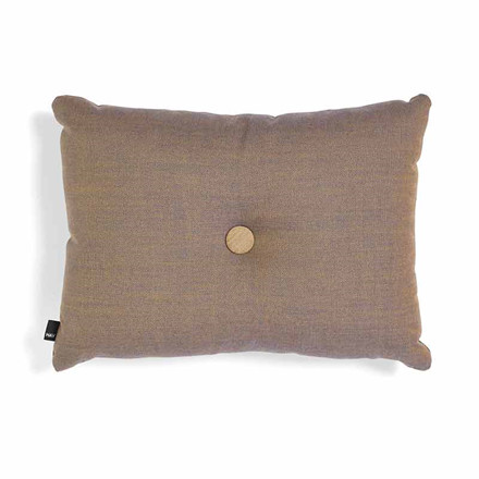 HAY Dot Cushion Surface 1 Dot Bronze