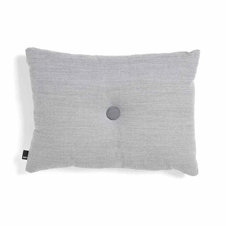 HAY Dot Cushion Surface 1 Dot Light Grey