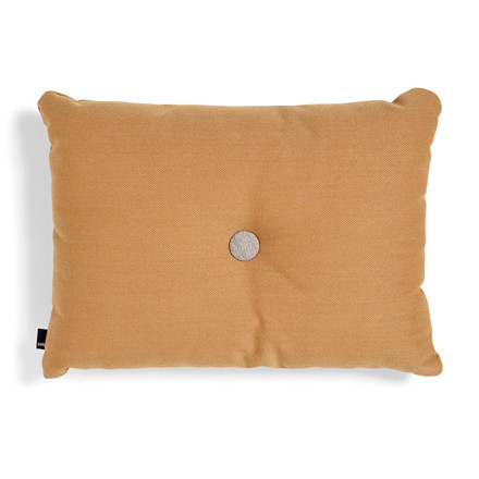 HAY Dot Cushion ST 1 Dot Caramel