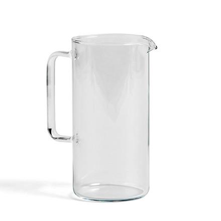 HAY Glass Jug Clear Medium