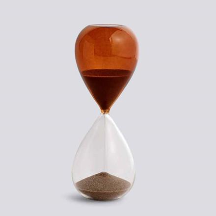 HAY Time 15 minutes M Burnt orange