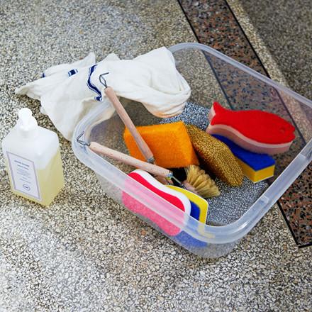 HAY Turkish Washing-Up Bowl White