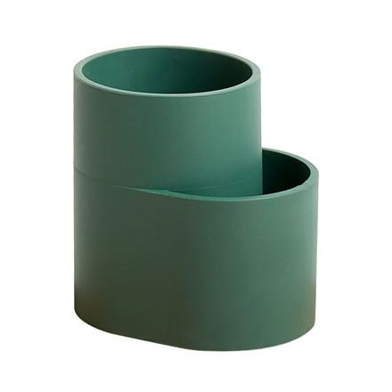 HAY Dish Drainer Cup Dark Green