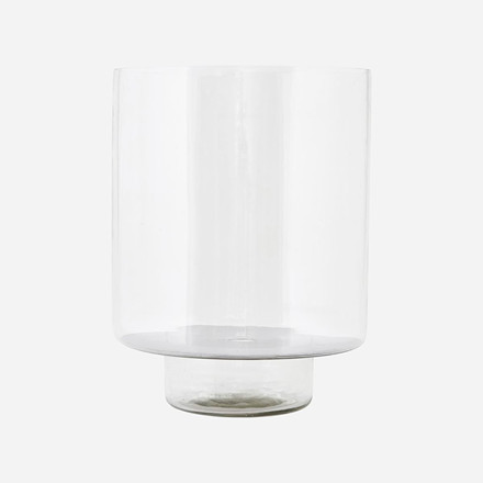 House Doctor Glass Lanterne