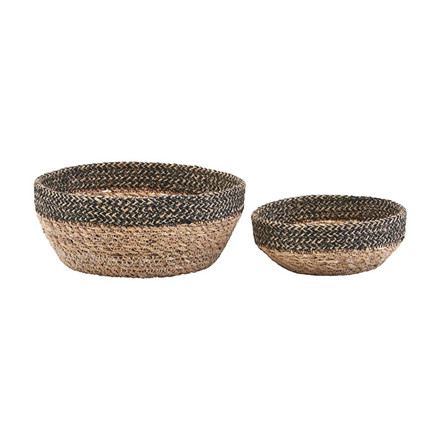 House Doctor Bowl Basket Set