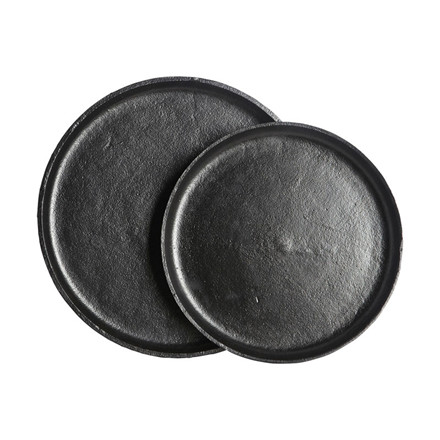 House Doctor Ria Trays Black