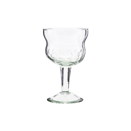 House Doctor Vintage Red Wine Glass