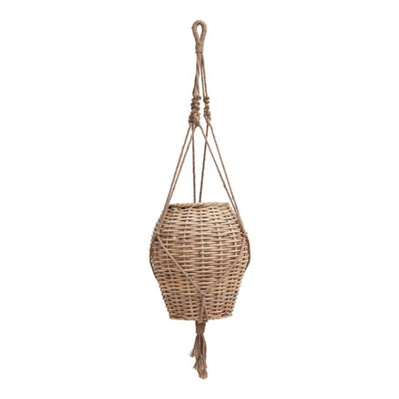 House Doctor Woven Potte Smal