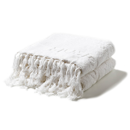 Humdakin Guest Towels 2-Pack White
