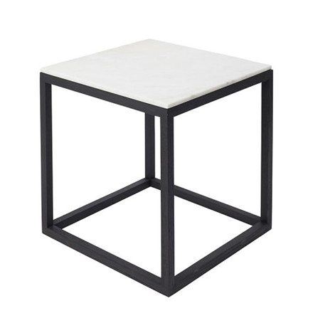 Kristina Dam Cube Table Marble